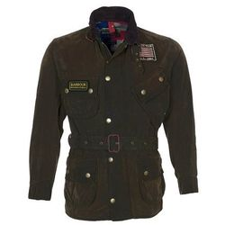 Barbour International™ REXTON Kurtki typu outdoor oliwka