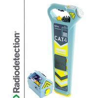 Wykrywacz instalacji podziemnych Radiodetection Cat 4+ & Genny