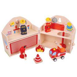 Mini Straż Pożarna - Domek