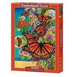 Puzzle 1000 Monarch madness CASTOR