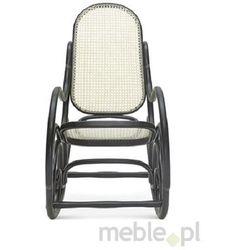 Fotel bujany z wyplotem BJ-9816