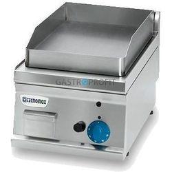 Płyta grillowa gazowa chromowana nastawna moc: 4 kW