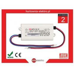 Zasilacz LED Mean Well APV-16-15 15V/1A 15W