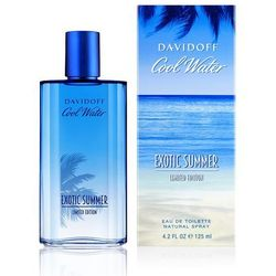 Davidoff Cool Water Exotic Summer Limited Edition125ml edt