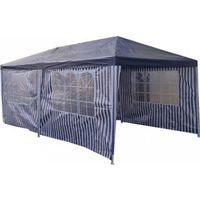 Rovens.pl Pawilon ogrodowy - namiot handlowy 3x6m + ścianki