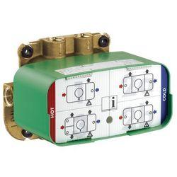 Hansgrohe zestaw podstawowy do modułu z termostatem 45710180