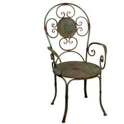 Krzesło metalowe Garden Chic