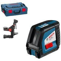 Laser liniowy Bosch GLL 2-50 + BM1 + L-Boxx