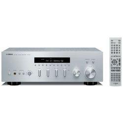 Yamaha Amplituner stereo R-S700 - srebrny