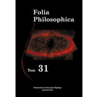 Folia Philosophica. T. 31 - No author - ebook