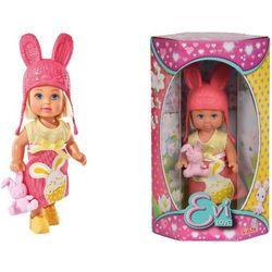 Lalka SIMBA 105736246 Evi z króliczkiem