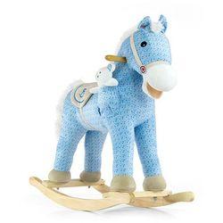 Milly Mally, Pony, konik na biegunach, niebieski Darmowa dostawa do sklepów SMYK