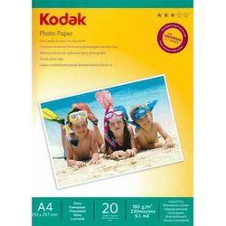 Papier fotograficzny KODAK A4 180G
