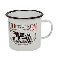 Kubek classic Life Farm