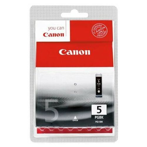 CANON PGI-5BK ink black 26ml blister for iP5200