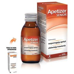 Apetizer Senior syrop x 100ml