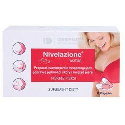 Ideepharm Nivelazione woman suplement diety dla powiększenia i ujędrnienia biustu + do każdego zamówienia upominek.
