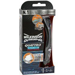WILKINSON Quattro Titanium Precision Maszynka do golenia
