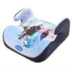 Fotel samochodowy Nania Topo Comfort 2016, Frozen 15-36 kg Szara/Niebieska