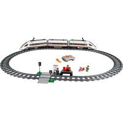 Lego CITY Superszybki pociąg 60051