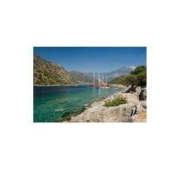 Foto naklejka samoprzylepna 100 x 100 cm - Turecki zatoki