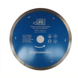 Tarcza diamentowa ciągła INTERVIS 200x10x1,6x25,4mm