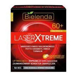 Bielenda Laser Xtreme 60+ (W) liftingująco-naprawczy krem do twarzy na noc 50ml