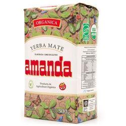 Yerba Mate Amanda Organica 500g