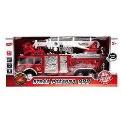 Zestaw samochodowy Realtoy straż pożarna (324700)