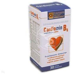 Cardiomin B6 30 tabl.