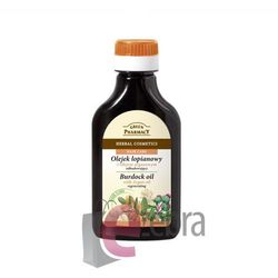 GREEN PHARMACY Olejek łapianowy, Olej arganowy 100 ml