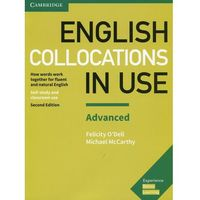 English Collocations in Use Advanced - Cambridge University Press (opr. miękka)
