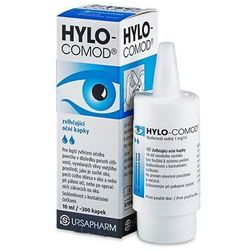 Krople do oczu HYLO-COMOD 10 ml