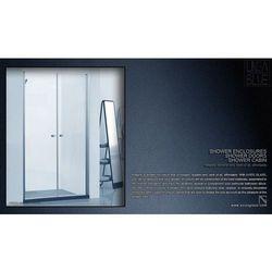 DRZWI PRYSZNICOWE AXISS GLASS AN6222K 800mm
