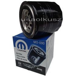 Oryginalny filtr oleju silnika MOPAR MO-090 Mitsubishi Raider 4,7 V8 2006-2007