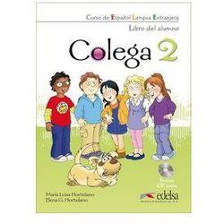 Colega 2. Podręcznik z Ćwiczeniami + CD