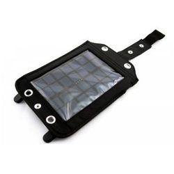 SUNEN PowerNeed - Ładowarka solarna 2.5W z akumulatorem 3000mAh, Li-Poly, czarna DARMOWA DOSTAWA DO 400 SALONÓW !!