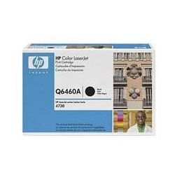 Oryginał Toner HP 644A do Color LaserJet CM4730 | 12 000 str. | czarny black