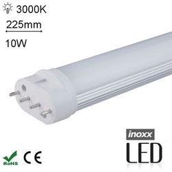 INOXX OL2G11 3000K 10W Świetlówka LED 2G11 4pin Ciepła 10W 225mm 3000K