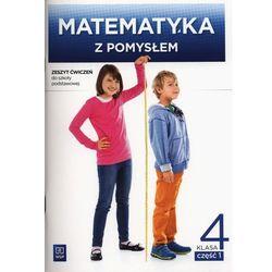 Matematya SP Matematyka z pomysłem 4/1 ćw. WSiP (opr. broszurowa)