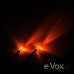 XSPC Twin LED 5mm - pomarańczowy (5060175582027) Darmowy odbiór w 19 miastach!