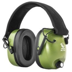 Ochronniki słuchu aktywne RealHunter Olive (258-013) - green