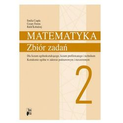Matematyka, klasa 2, poziom podstawowy i rozszerzony, zbiór zadań, Nowa Era