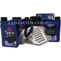 Filtr oleju oraz mineralny olej ATF III automatycznej skrzyni biegów Ford Crown Victoria
