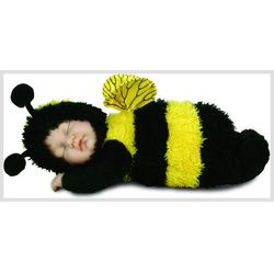Śpiąca pszczółka duża ok.30 cm (12
