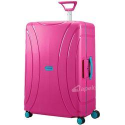 26eaca2ed2028 American Tourister Lock'n'Roll duża walizka 75 cm / różowa - Summer Pink