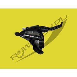 ASTEF652RV8AL Klamko-manetka SHIMANO ST-EF65 czarna 8 przełożeń (prawa)