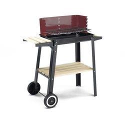 Grill ogrodowy LANDMANN prostokątny na wózku 0566A + Zamów z DOSTAWĄ JUTRO! + Do wygrania grille i akcesoria oraz nagroda specjalna!