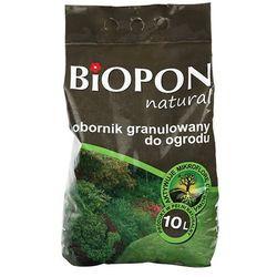 BIOPON 10l Natural Obornik granulowany do ogrodu