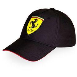 Czapka baseballowa Scudetto Carbon black Ferrari F1 Team 2016